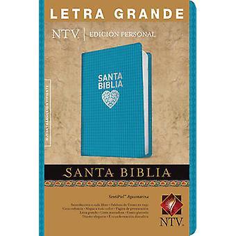 Personal Large Print Bible-Ntv - 9781496414991 Book