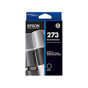 Epson 273 Standard Capacity Black Ink Cartridge