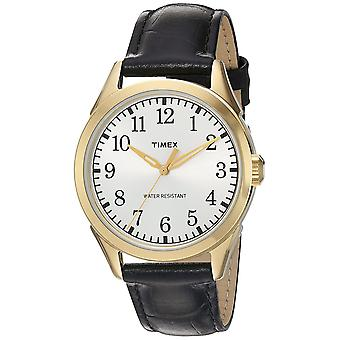 Timex Elevated Classic Straps and Bracelets Mens Watch TW2P99600