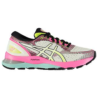 Asics Womens Running Sports Shoes Pumps Sneakers Sneakers Nimbus 21 SP