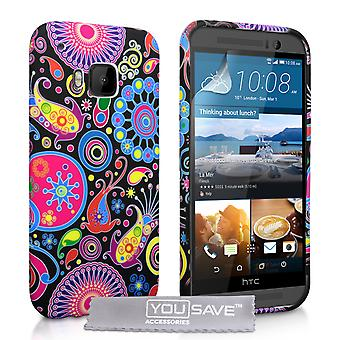 YouSave HTC M9 Jellyfish Silicone Gel Case