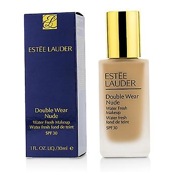 Estee Lauder Double Wear naken vatten fräsch Makeup SPF 30 - # 4C 1 utomhus Beige 30ml / 1oz