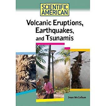 Vulkanausbrüche, Erdbeben und Tsunamis (Scientific American)