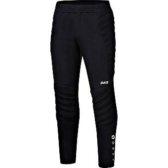Jako Padded Goalkeeper Trouser Junior Size 116 (Black)