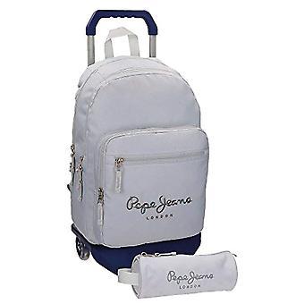 Harlow Backpack - 42 cm - 19.44 liters - Gray (Gris)