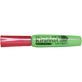Kirarina Cute Scented Pen-Bright Green KCUTE-BGRN