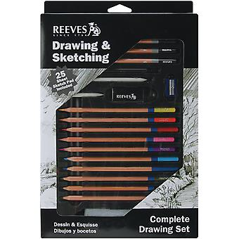 Complet Drawing Set Drawing & Sketching 8210144