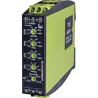 tele 2390500 G2PM400VSY10 Gamma 3-Phase Voltage Monitoring Relay 3-phase voltage monitoring