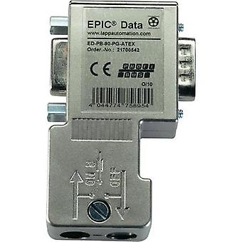LappKabel 21700542 EPIC® ED-PB-90-PG-ATEX EPIC Data PROFIBUS Plug Connector With Screw Connection -