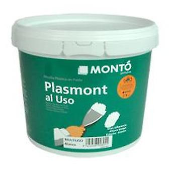 Monto pinturas Plasmont Tiles (DIY , Painting , Preparation of funds)