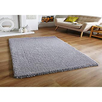 Softness Grey  Rectangle Rugs Plain/Nearly Plain Rugs