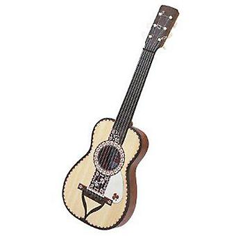 Reig Wooden Spanish Guitar Imitation