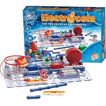 Cefa Electrocefa 100 (Toys , Educative And Creative , Science And Nature)