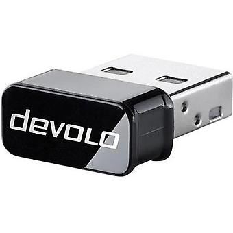 CA de Mbit/s Devolo WiFi Stick WLAN dongle USB 450