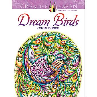 Dover Publications-Creative Haven: Dream Birds DOV-07029