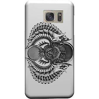 Egyptian Scarab mate cover for Galaxy S6