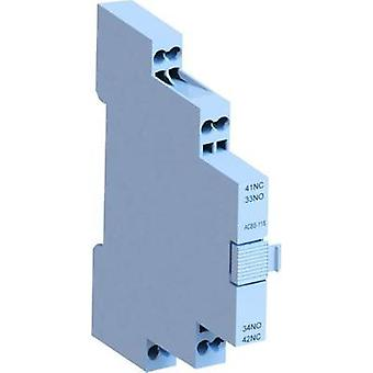 Auxiliary switch 10 A 2 makers WEG ACBS20S 1 pc(s)