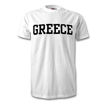 Greece Country Kids T-Shirt