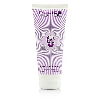 Politiet skal parfumeret bodylotion 200ml / 6.8 oz