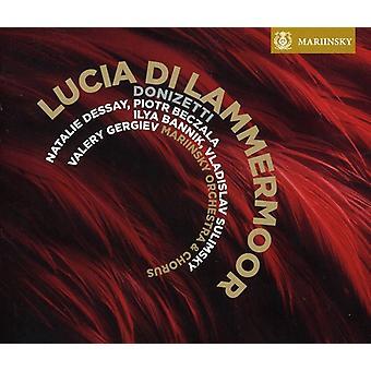 G. Donizetti - Donizetti: Lucia Di Lammermoor [SACD] USA import