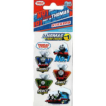 3 x Quality Sticker Sheets   THOMAS THE TANK ENGINE FOIL   Party Bags & Decoration