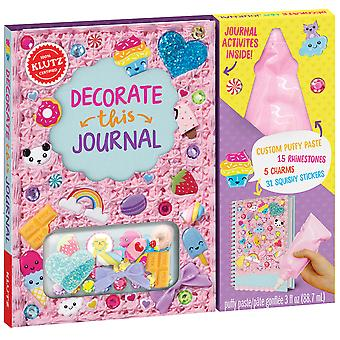 Decorate This Journal Kit- K810637