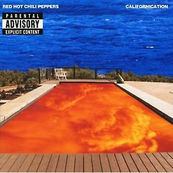 Californication by Red Hot Chili Pepper