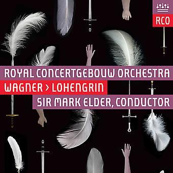 Wagner / Royal Concertgebouw Orchestra - Wagner: Lohengrin [SACD] USA import