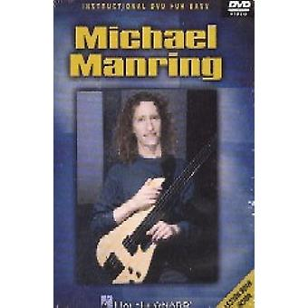 Michael Manring - Michael Manring [DVD] USA import