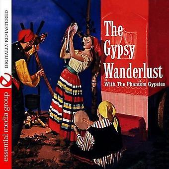 Phantom Gypsies - Gypsy Wanderlust [CD] USA import