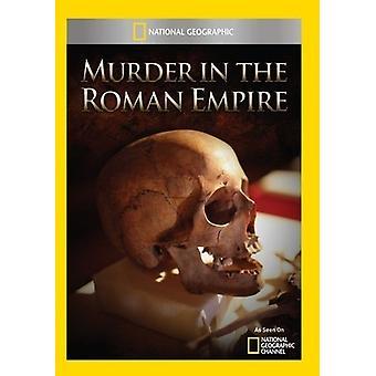 Murder in the Roman Empire [DVD] USA import