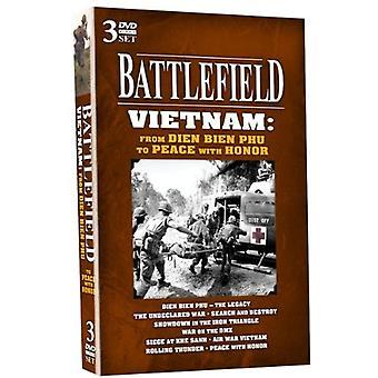 Battlefield Vietnam-fra Dien Bien Phu til fred trådløs [DVD] USA import