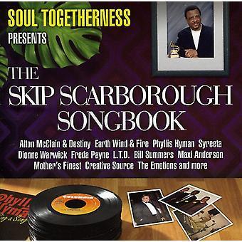 Scarborough Songbook - Skip Scarborough Liederbuch [CD] USA Import zu überspringen