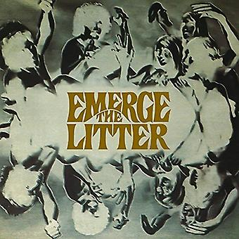 The Litter - Emerge [CD] USA import
