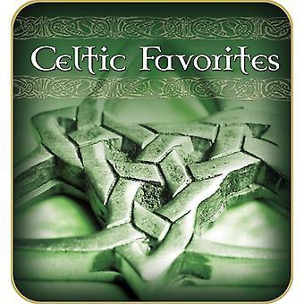 Celtic favoritter - Celtic favoritter [CD] USA import