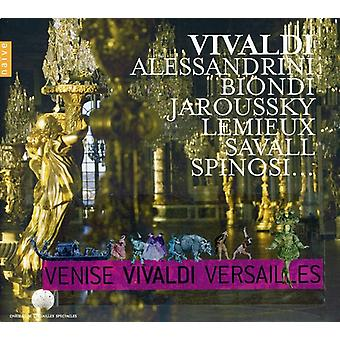 A. Vivaldi - Indispensable Vivaldi: Highlights From La Senna Festegiante [CD] USA import
