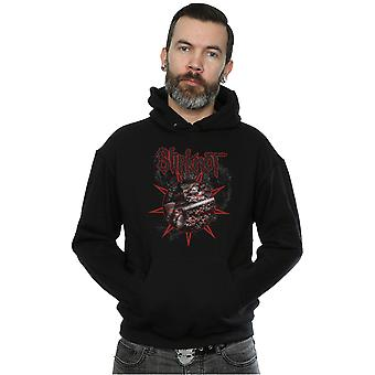 Slipknot Men's Negative Star Hoodie