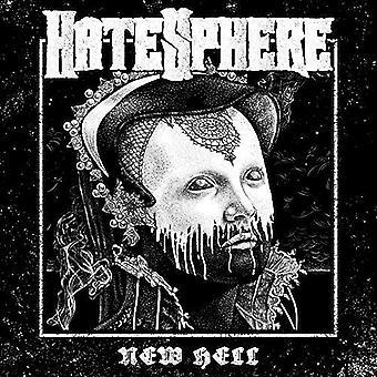 Hatesphere - nye helvede [CD] USA importerer