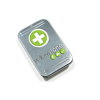 Yellowstone Emergency Outdoor Medical Tin