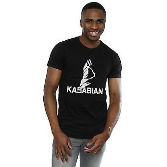 Kasabian mænds Ultraface Logo T-Shirt