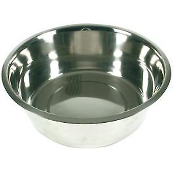 Arquizoo Stainless Bowl 0,35L/13cm (Garden , Animals , Dogs , Exterior mangers)