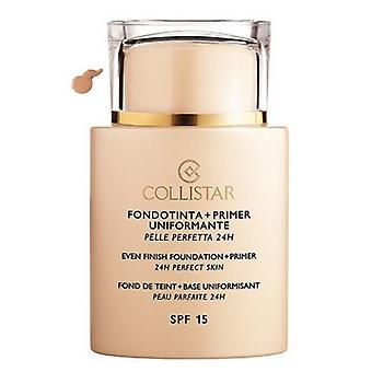 Collistar Even Finish Foundation + Primer N4 Cookie (Beauty , Make-up , Face , Bases)