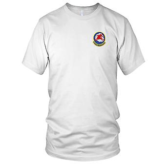 USAF Airforce - 34th Special Operations Squadron Embroidered Patch - Ladies T Shirt