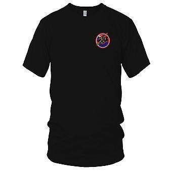 US Navy VT-5 Aviation Torpedo Bomping Squadron Five Embroidered Patch - Mens T Shirt