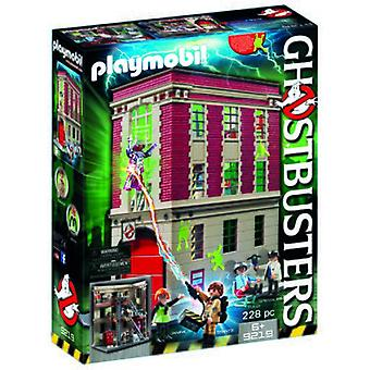 Playmobil 9219 Ghostbusters Firehouse