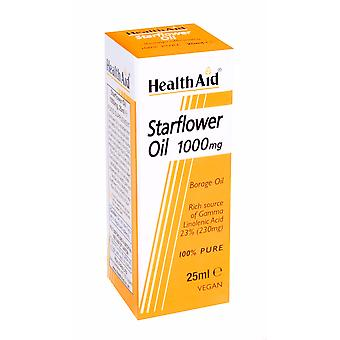Health Aid Starflower Oil, 25ml Oil