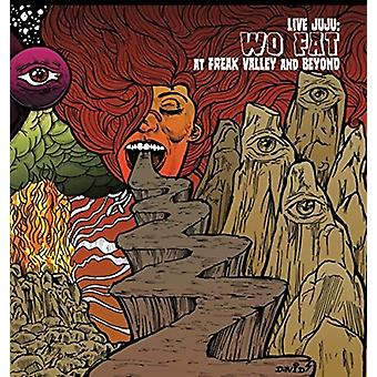 Wo fedt - Live Juju: Freak Valley og videre [CD] USA import