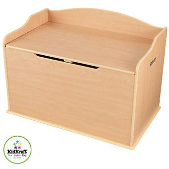 Kidkraft Austin Toy Box-Off-white