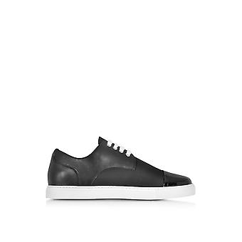 Dsquared2 men's W16SN4241682124 black leather of sneakers