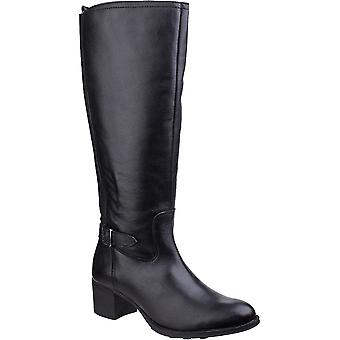 Fleet & Foster Womens/Ladies Long Leather Boots